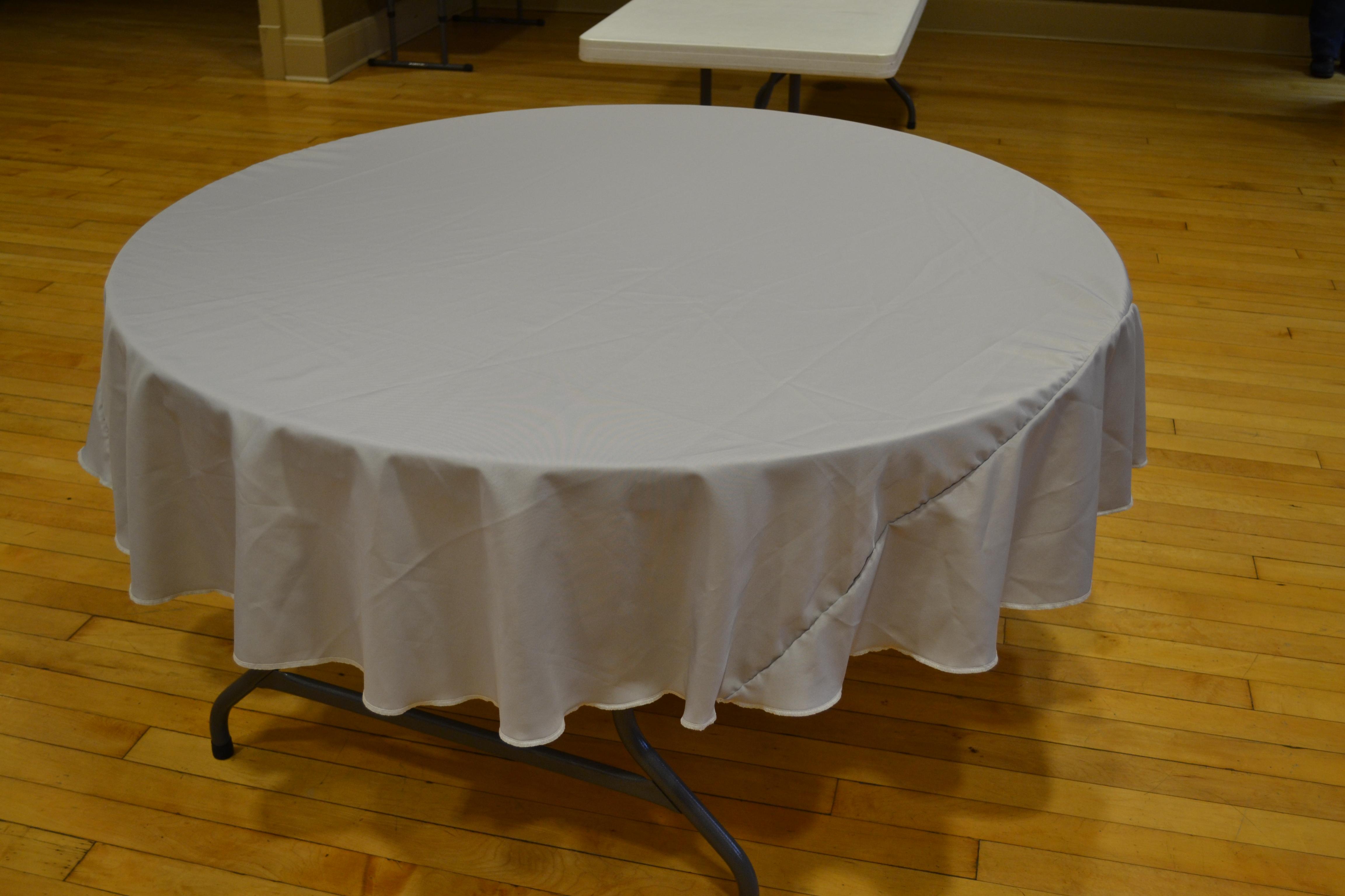 Fits 8 Foot Banquet Tables U2014 Pin To Tablecloth